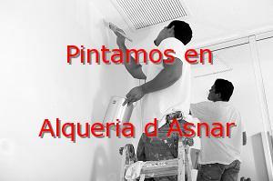 Pintor Elche Alqueria d Asnar