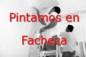 Pintor Elche Facheca