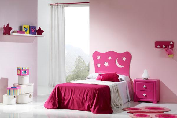 Pintura en dormitorios infantiles pintor elche - Pintura de dormitorios ...